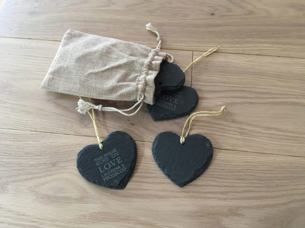 Heart Wedding Favours