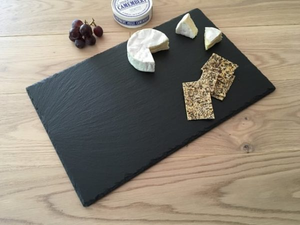 Large Rectangle Slate cheeseboard