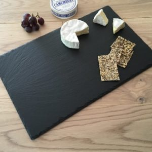 Large Rectangle Slate Platter